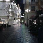 vista da piazza Walther