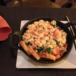 The most holiest of holies, all hail, Lobster Mac n Cheese !