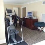 Elliptical in our suite