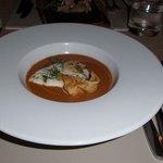 The soup course
