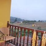 Pequeña terraza