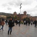 Praças da Armas