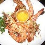 Prawns & Lobster Barbeque