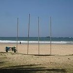 Direkter Strandbereich