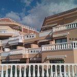 Vår balkong rum B-2-11