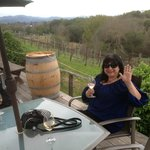 Marcy at Christopher Creek Winery