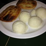 Pie and Mash without the Gravy or Liquor
