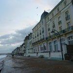 Hôtel sur front de mer