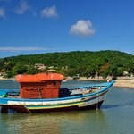 Pousada Chez Wadi. Praia de Manguinhos Beach. 2