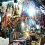 Bazar im moslemischen Viertel