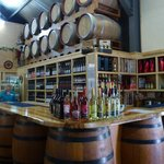 Cedar Creek Cellars tasting room