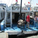 Our boat - Ha Long Bay Cruise _ Joint tour 1 day