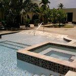 Zona de playa/piscina