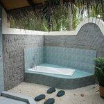 Bathroom Beachvilla