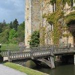 Zugbrücke von Hever Castle