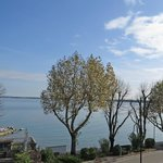 view of lake Garda from front rooms