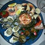 full seafood platter