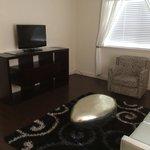 Wohnzimmer - Suite