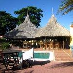 Restaurant/Bar next to pool