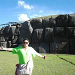 Pedras do período inca