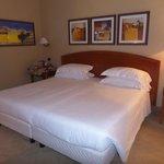 Nice king bed
