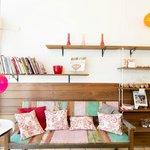 Sweetbridge Larder - cutest cafe in town