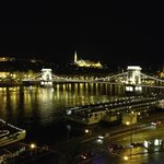 View from Danube-Facing Room - IC Budapest