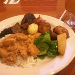 +What I got from the buffet