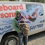 Kite Club Hatteras offers transportation and top quality equipment for its kiteboarding students