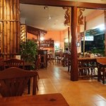 Cosy...nice place to dine
