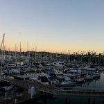 Early morning Marina view!