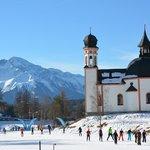 Seekirchl St. Oswald Seefeld Austria