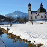 Seekirchl St. Oswald and Olympic Region Seefeld