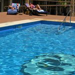 Swimminpool @ Parmelia Hilton, Perth, WA