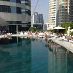 Pool area - gets the sun all day long, even in winter