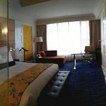 Panaroma of our room. Quite relaxing!
