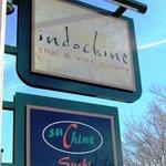 Indochine sign