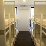 Bed room (Female 10 dorms)