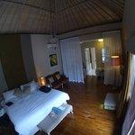 Villa #1 room 1