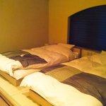 Это спальня без обогрева.