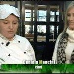 La nostra Chef Daniela Mancini a Linea Verde