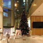 Novotel Moscow Centre Lobby