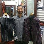 Buy a new custom Designed shirt at British Custom Tailors.