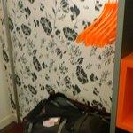 Ablage für Koffer