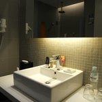 Sink at the Park Inn Davao