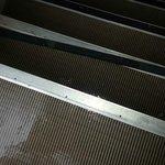 Escaliers trempés