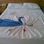 Синий лебедь