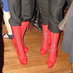 Wear your own KINKY BOOTS