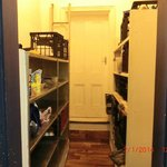 Food storage room