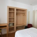 Шкаф в номере // Wardrobe